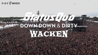 "Status Quo ""Whatever You Want"" (Live at Wacken 2017) - from ""Down Down & Dirty At Wacken"""