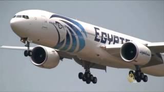 هل سقطت الطائرة المصرية بفعل فاعل؟