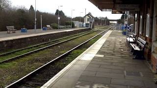 Moreton-in-Marsh Station, Gloucestershire