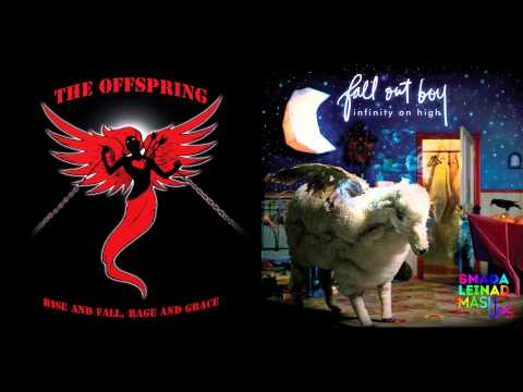 The Offspring vs Fall Out Boy  This Aint A Scene, Kid