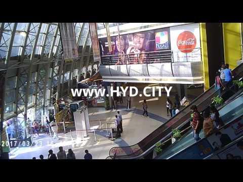 Prasads IMAX Inside Video Tour Hyderabad India