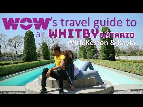WOW Air Travel Guide Appication - Whitby, Ontario