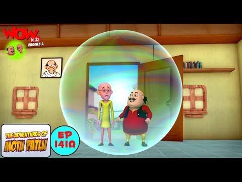 Motu Patlu Dalam Balon - Motu Patlu dalam Bahasa - Animasi 3D Kartun