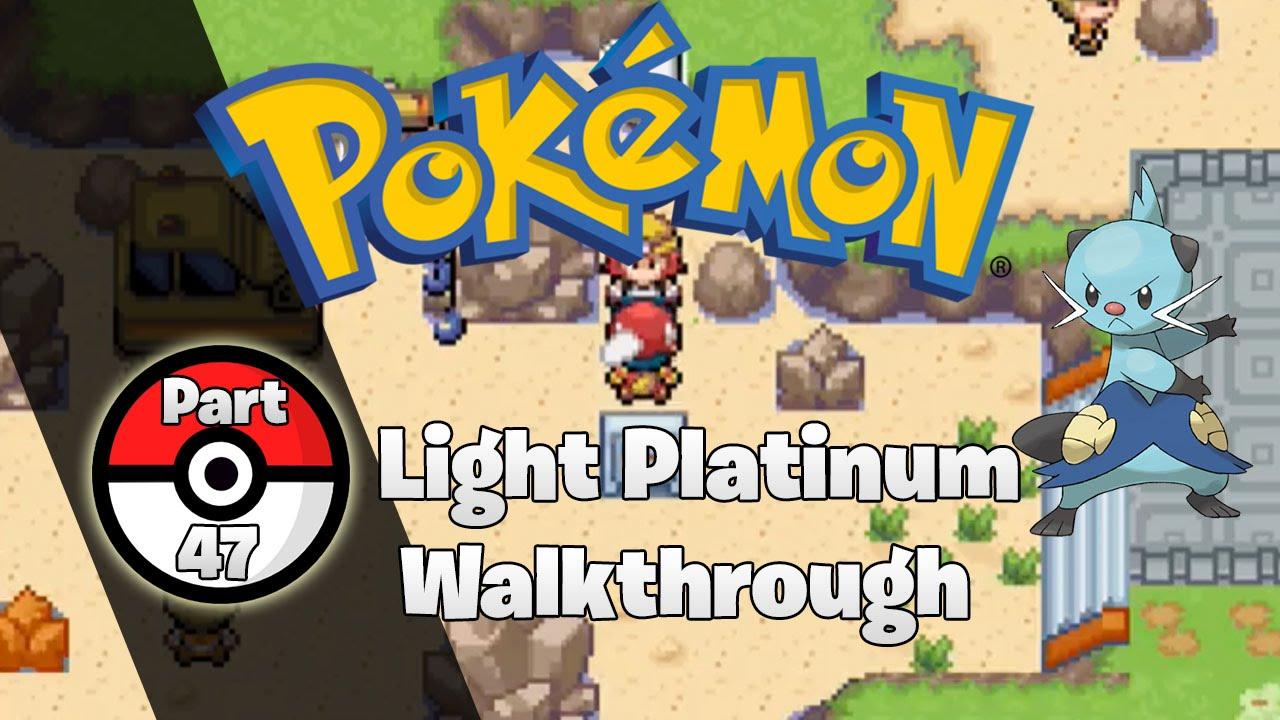 Pokemon light platinum by wesleyfg freeze
