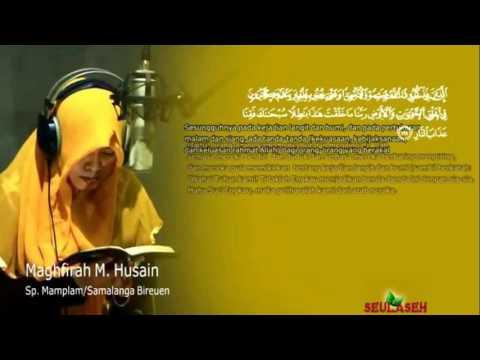 Maghfirah M  Hussein Surah An Naba