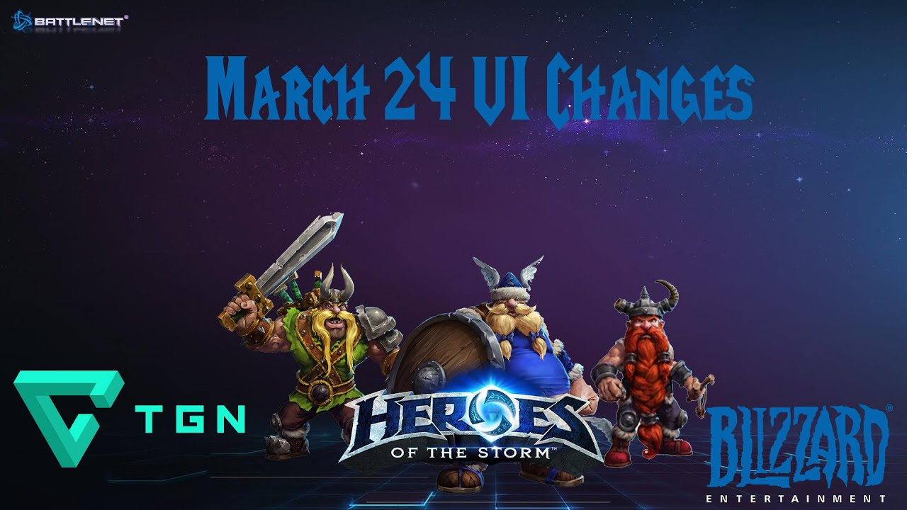 Heroes of the Storm How the latest changes shake up Blizzard s MOBA