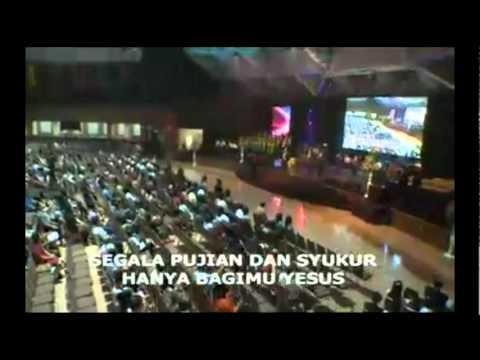 Bethany - Segala Pujian dan Syukur - Kebaktian 8 April 2012