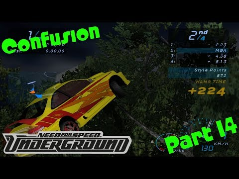 Dazed And Confused | Let's Play Need For Speed Underground | Part 14