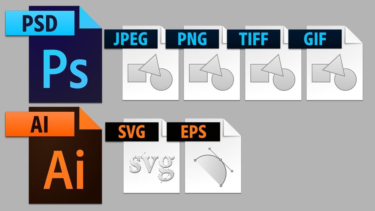 Logo Design File Formats What Format To Choose
