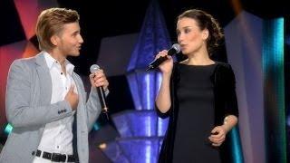 Виктория Дайнеко и Антон Азаров - ИГОЛКА 2013