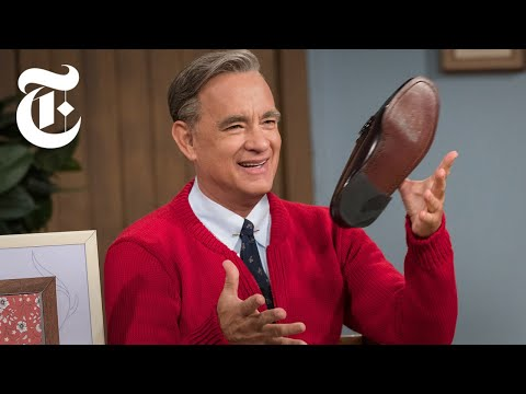 Watch Tom Hanks as Mister Rogers in 'A Beautiful Day in the Neighborhood' | Anatomy of a Scene