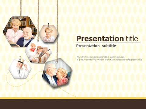 Old age animated powerpoint presentation template youtube old age animated powerpoint presentation template toneelgroepblik Image collections