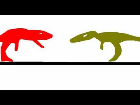 MDF-Zunityrannus vs Irritator