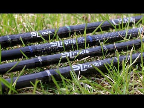 Спиннинги SL Rods Lex - удилища для джиговой ловли : SLR