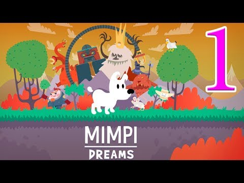 Приключения Пёсика Мимпи - Прохождение Игры Часть 1 - (iOS, Android)