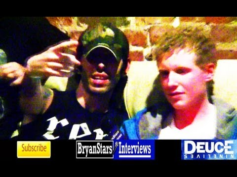 """Deuce Responds Hollywood Undead New Interview 9Lives 2012"""