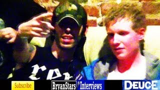 Deuce Responds Hollywood Undead New Interview 9Lives 2012