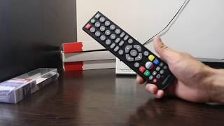 Як налаштувати універсальний Пульт ДУ для Триколор ТВ HUAYU GS8306+TV