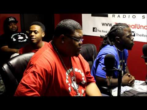 Bigg Bubb interview at The Real Underground Radio Station (2017)