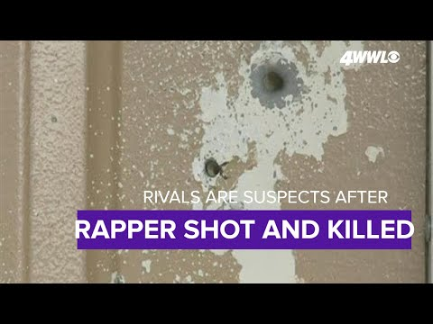Young Rapper Dies In Hail of Bullets In Bogalusa, Louisiana