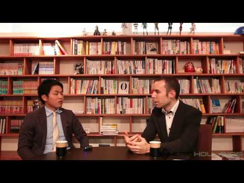 Supporting the jobless youth: Kuniyuki Imamura, CEO of UZUZ