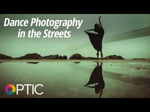 Omar Z. Robles' Dance Photography in the Streets
