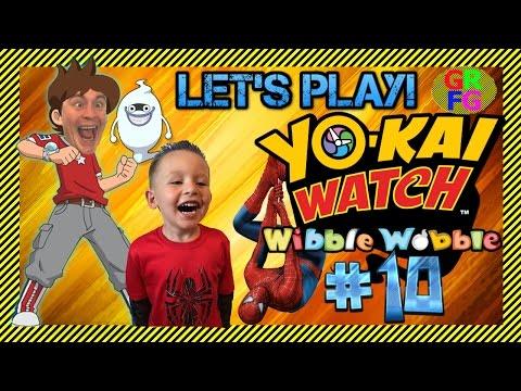 Yo-Kai Watch: Wibble Wobble (Mobile Game) - WIB WOB Wednesday - Pretty Fly For A Yo Kai