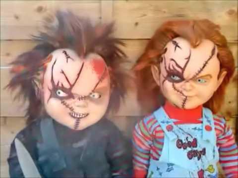 TNG Monster Toys Chucky Dolls Replicas