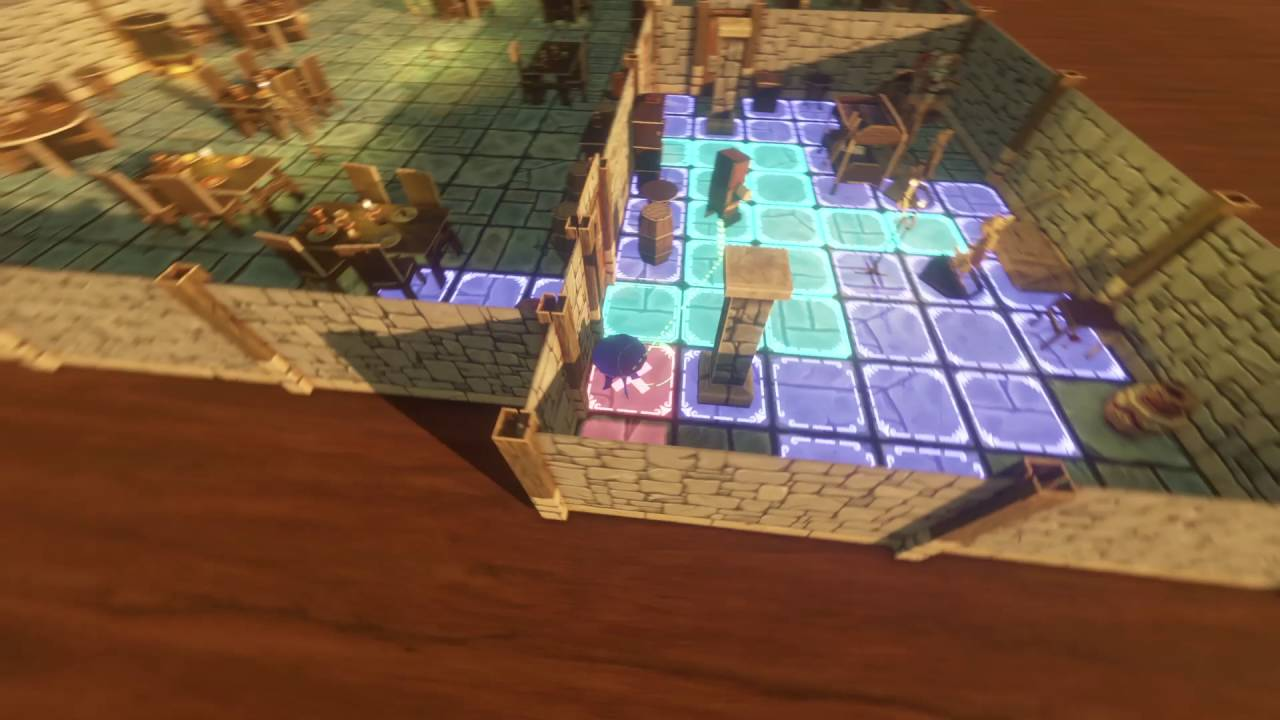 Popup Dungeon - A Tabletop Inspired Video Game by Ring Runner
