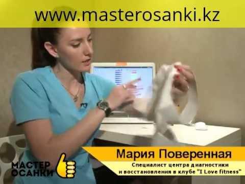 Мастер осанки - электронный корректор осанки
