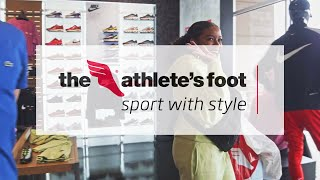 Athlete's Foot w/ Melissa Chanel
