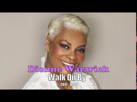 Dionne Warwick - Walk On By (Karaoke)