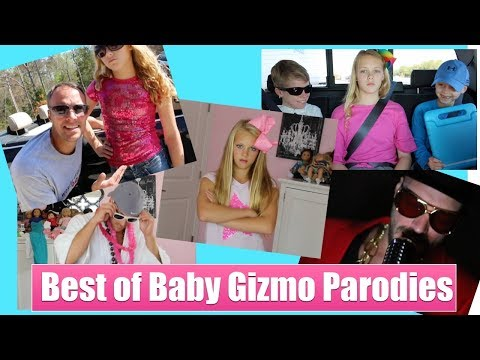 COMPILATION  The Best of Baby Gizmo   PARODIES