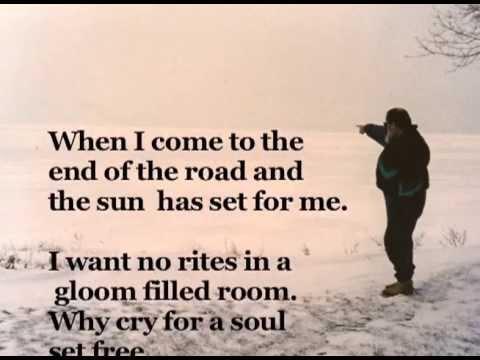 poem hap