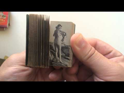 Striptease Flipbook Animated Flippin' Flappers