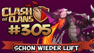 CLASH OF CLANS #305 ★ SCHON WIEDER LUFT ★ Let's Play COC ★ | German Deutsch HD |