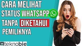 Download Mp3 Cara Melihat Status Wa/whatsapp  Tanpa Diketahui Pemiliknya