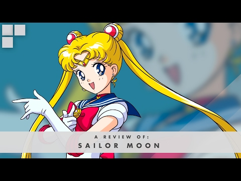 GR Anime Review: Sailor Moon