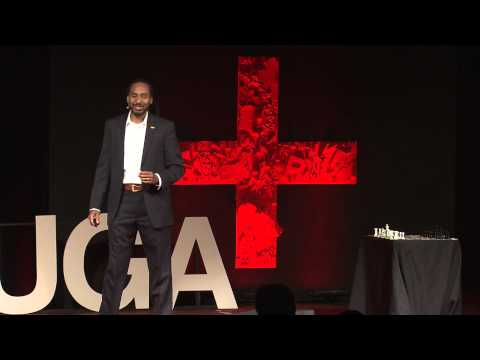 Chess and community: the power of a single hour   Lemuel LaRoche   TEDxUGA
