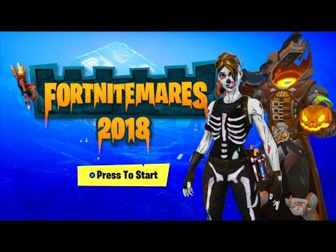 All 7 NEW HALLOWEEN SKINS in Fortnite! 2018 Fortnitemares Skins Leaked! (Skull Trooper 2018 Return)!