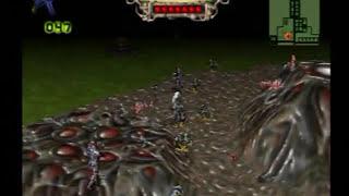 Steel Harbinger (PS1) Gameplay