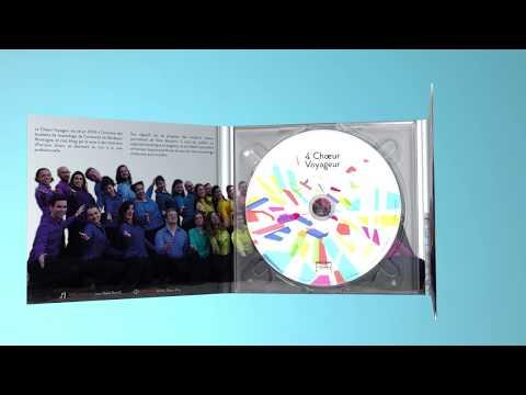 CD 2018 - Le Chœur Voyageur