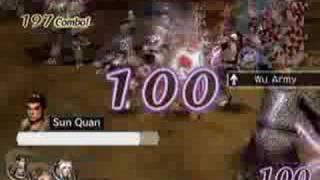 Warriors Orochi 2 - Sun Wukong (Maxed)