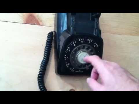 """Old Vintage Rotary Phone"" Sound Effect - Free Use"