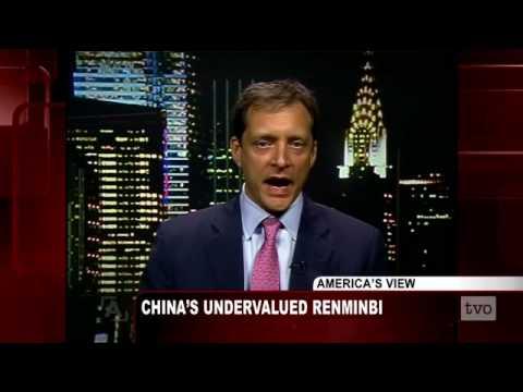 Daniel Rosen: China's Undervalued Renminbi