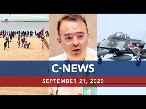 UNTV: C-NEWS | September 21, 2020