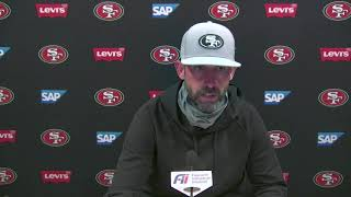 Coach Kyle Shanahan on why San Francisco 49ers will miss Deebo Samuel in upcoming games