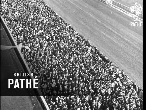 Washington Horse Race: 'kelso' Wins (1964)