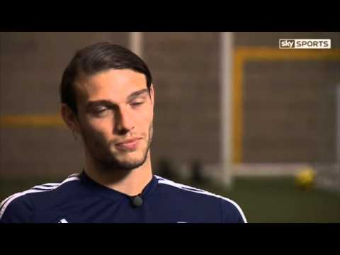 Andy Carroll Interview