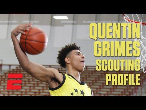 quentin-grimes-preseason-2019-nba-draft-scouting-video-|-draftexpress